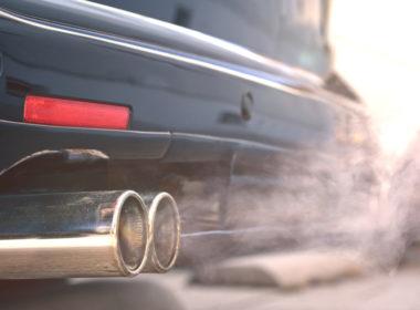 Wydech silnika spalinowego