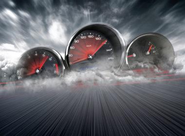 Prędkość, przyśpieszenie