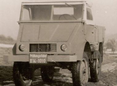 Unimog Prototyp 1946