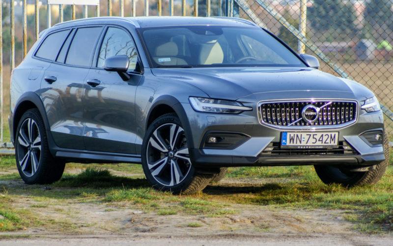 Volvo V60 B5 CrossCountry