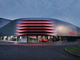 salon Porsche Pekin