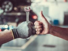 Mechanik i klient, mechanika, przebieg