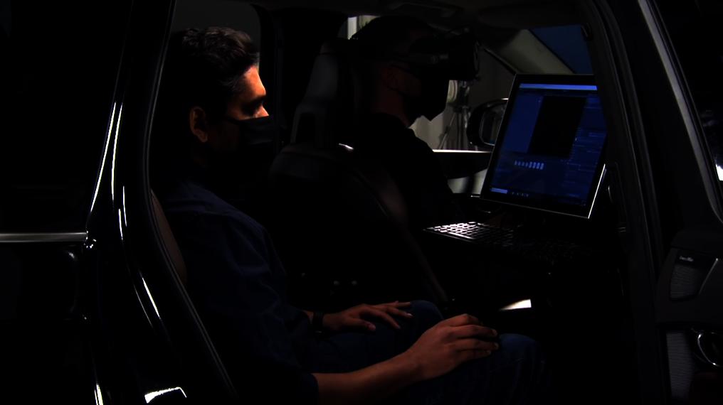Kreowanie wirtualnych warunków podczas rzeczywistej jazdy