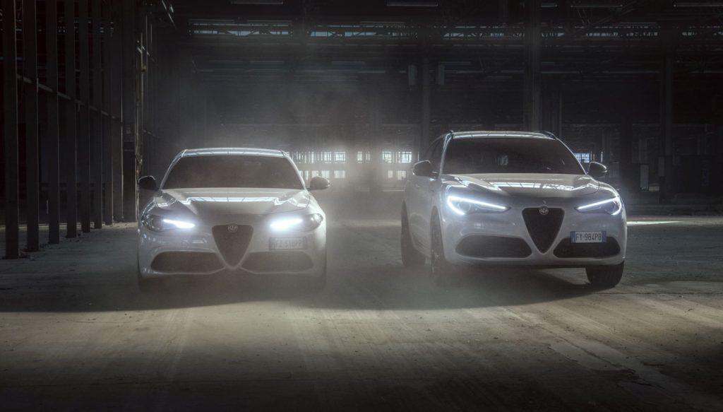 Alfa Romeo - Giulia i Stelvio w wersji Veloce Ti