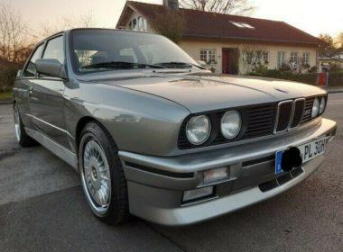 BMW E30 M3 ogłoszenie