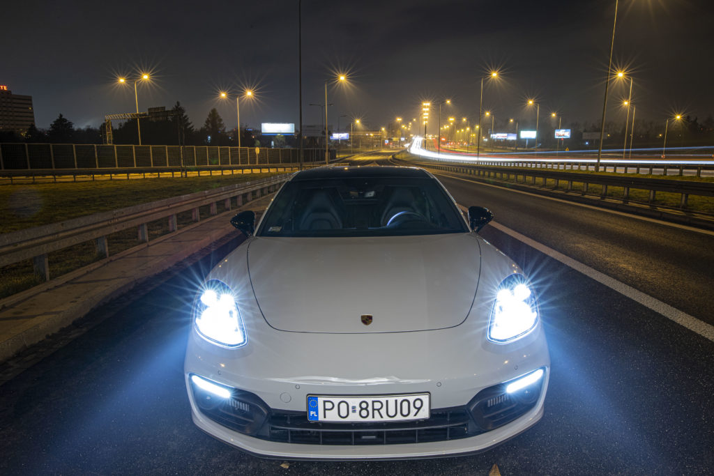 Porsche Dynamic Light System Plus