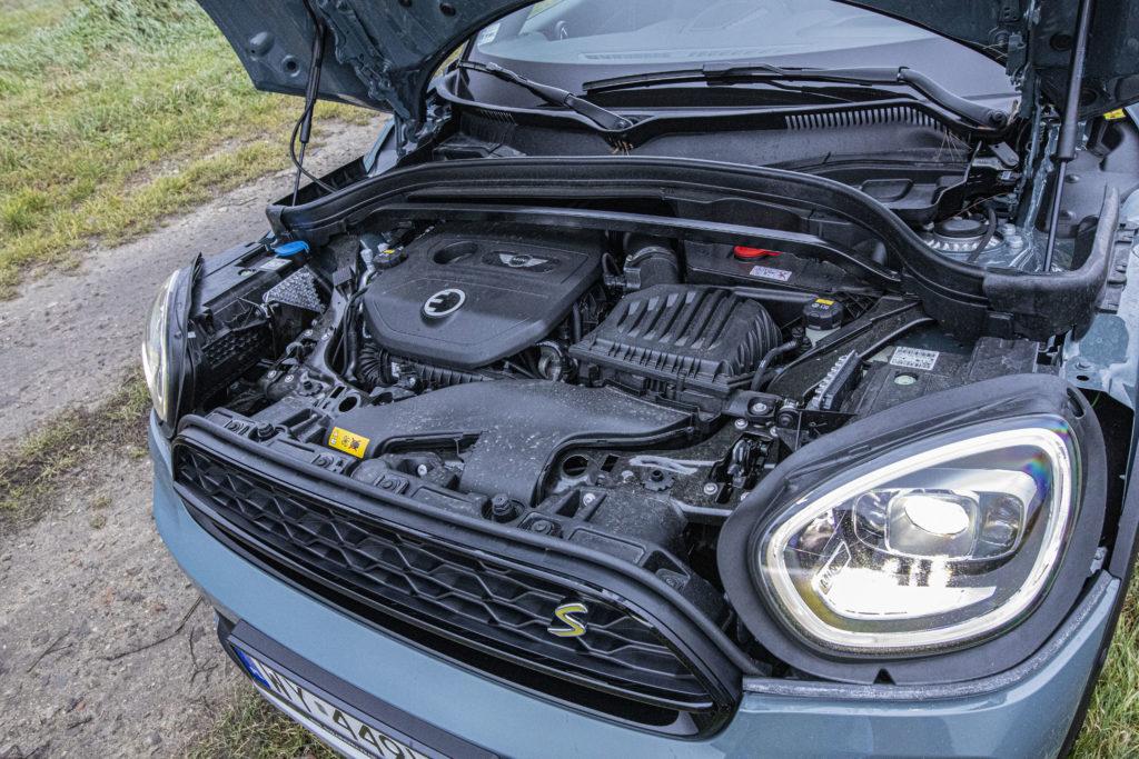 Mini Countryman SE silnik