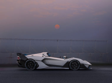 Lamborghini SC20 quantum