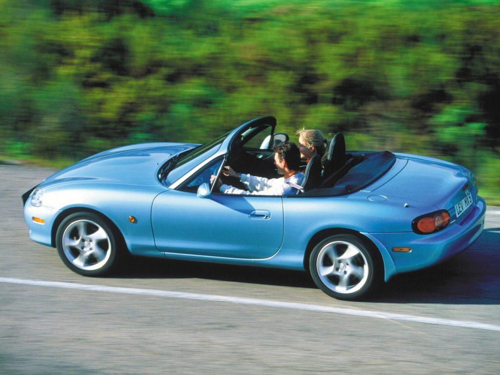 Mazda MX-5 II