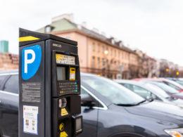 Parkowanie płatne w Warszawie - parkomat