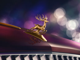 Santa's Flying Spur
