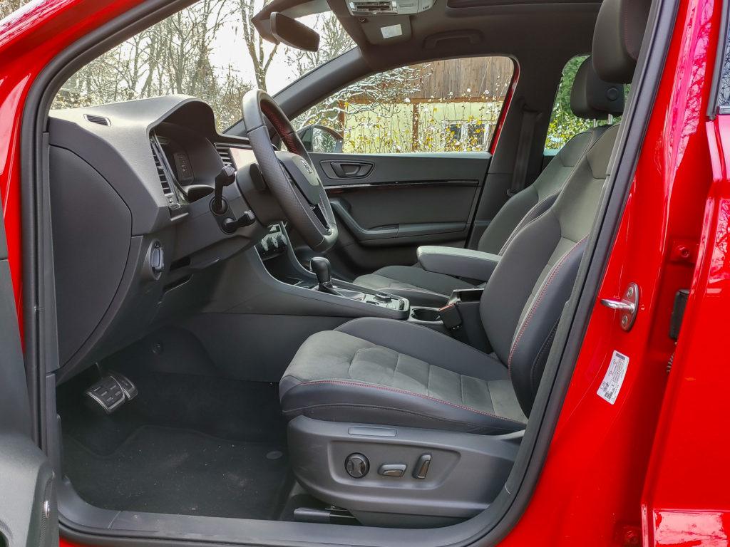 Seat Ateca FR Black