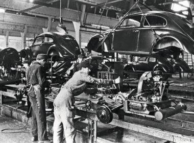 Volkswagen Garbus - produkcja