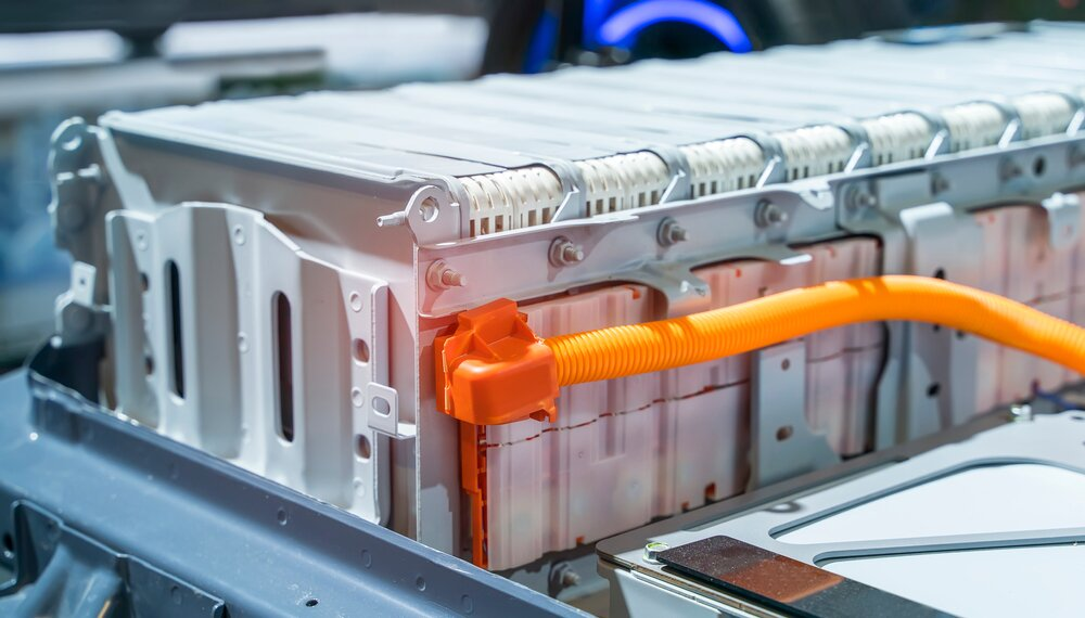 Akumulator samochód elektryczny