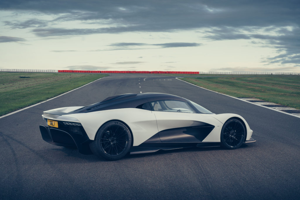 Aston Martin Valhalla (fot. mat. prasowe)