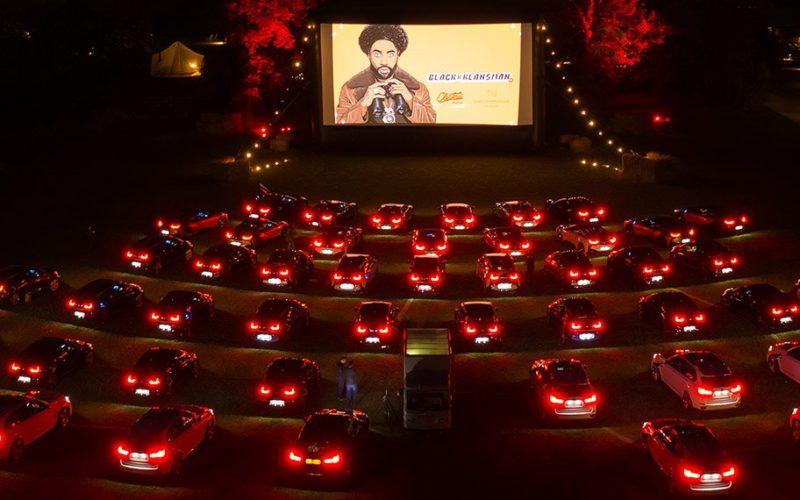 film kino samochodowe cinema movie