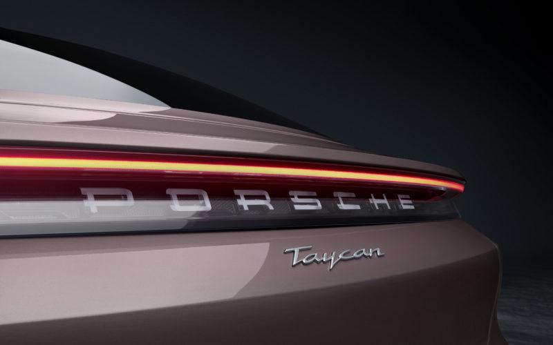 Porsche Taycan (fot. Porsche)