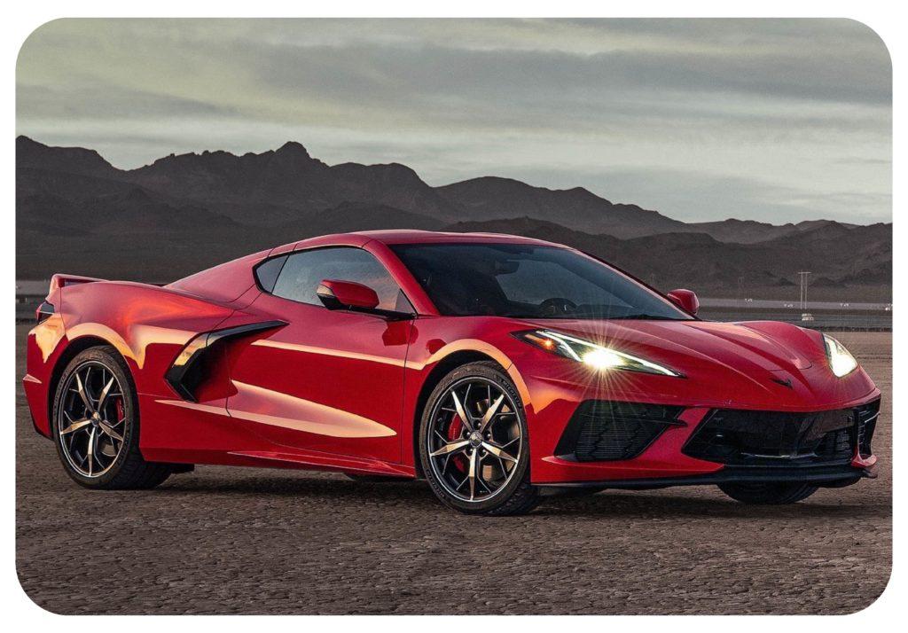 2020 Chevrolet Corvette Stingray (fot. mat. prasowe)