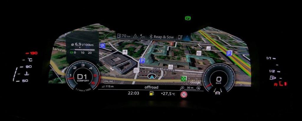 Systemy wsparcia kierowcy - rozpoznawanie znaków