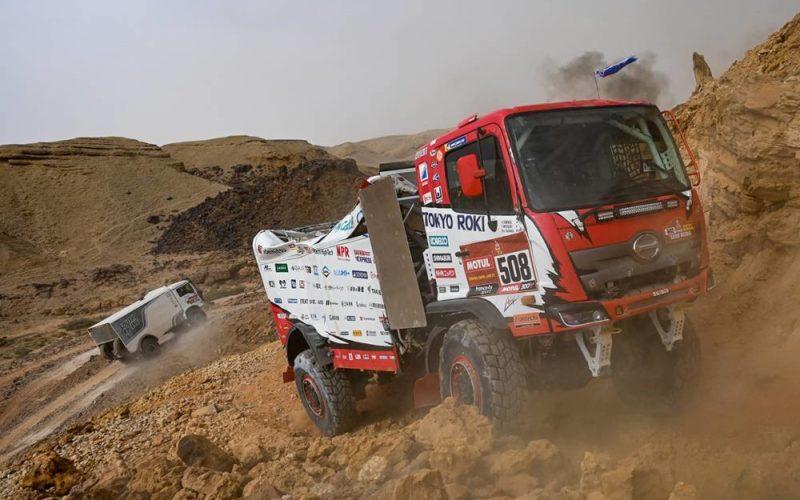 Dakar 2021 OS 5