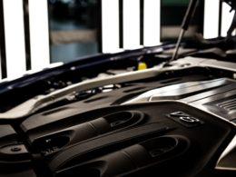 Silnik Bentley Flying Spur V8