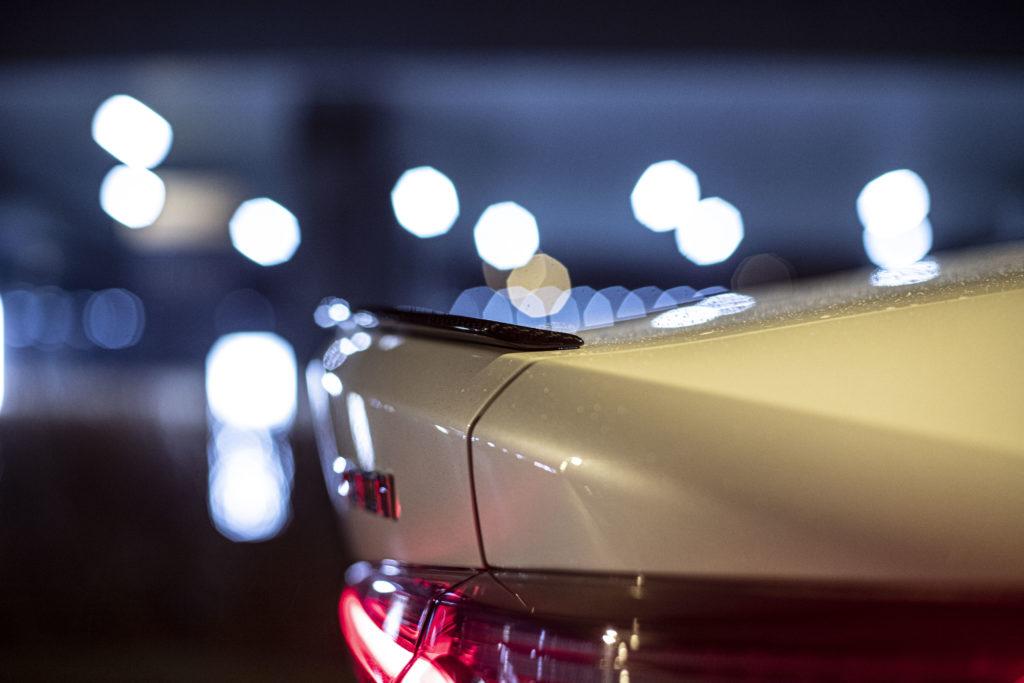 Klapa bagażnika BMW 430i