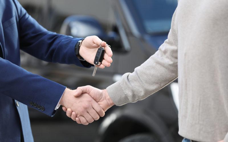 Rynek - kupno auta