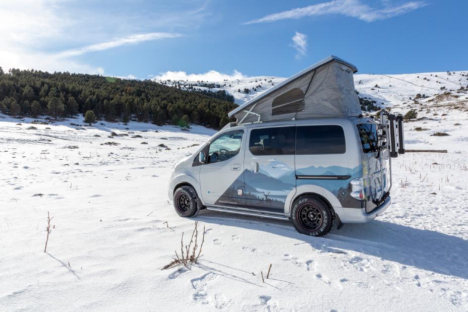 Winter Camper