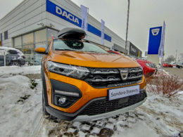 Nowa Dacia Sandero Stepway
