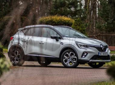 Renault Captur Intens E-Tech 160 Plug-in Hybrid