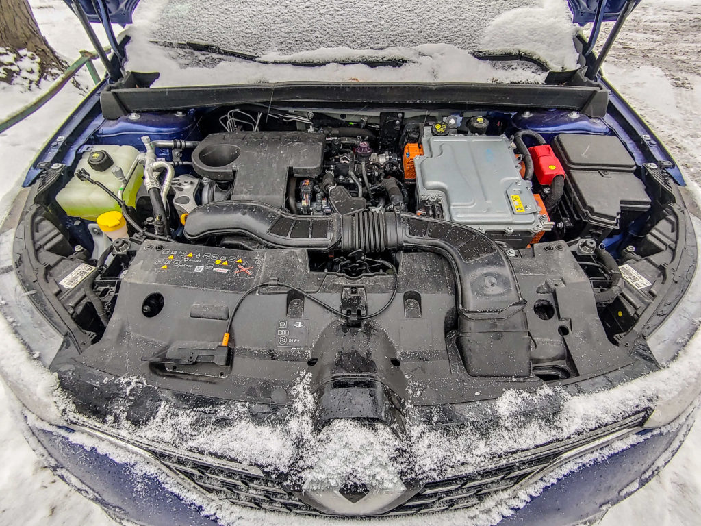 Renault Megane Grandtour E-Tech Plug-in Hybrid R.S. Line