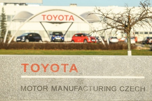 Toyota Motor Manufacturing Czech