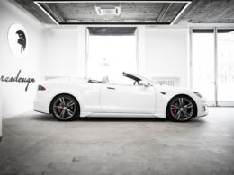 Ares Tesla Model S (fot. Ares)