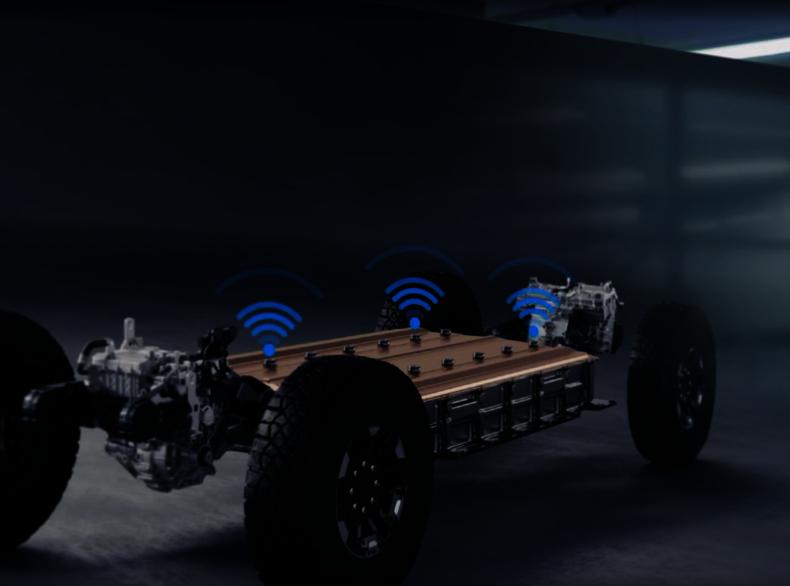 Akumulatory General Motors komunikacja bezprzewodowa