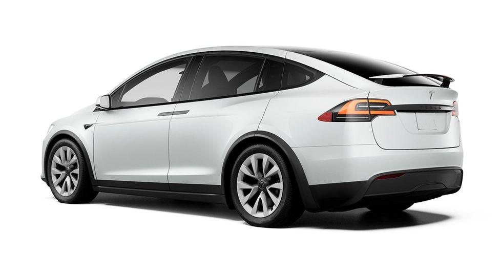 Tesla Model S (fot. Tesla)