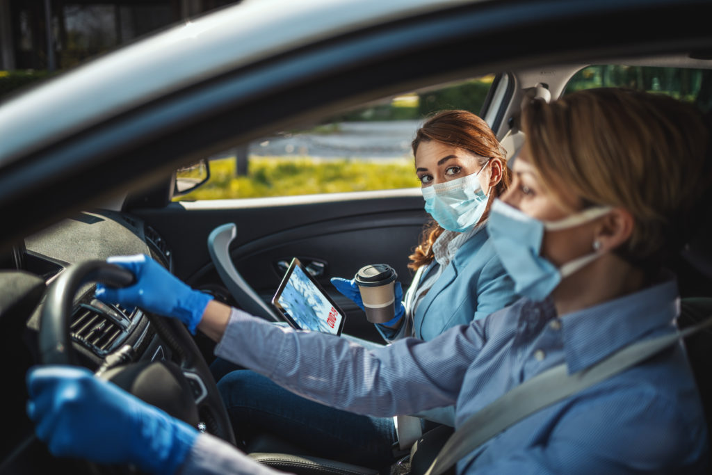Branża motoryzacyjna pandemia