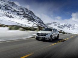 EQC 400 4MATIC (fot. Mercedes-Benz)