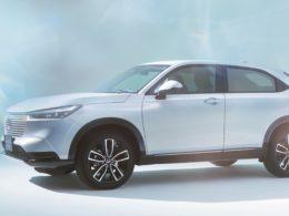 Honda HR-V e:HEV (fot. Honda)