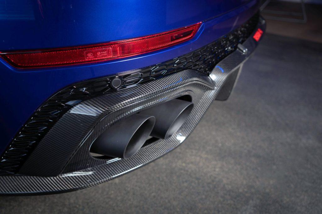 Audi ABT Sportline RSQ8-R (fot. ABT)