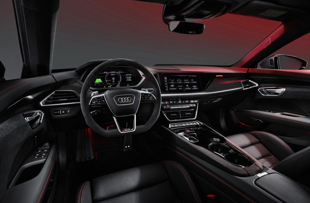 Audi e-tron GT (fot. Audi)
