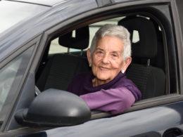 Auto dla seniora