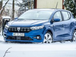 Dacia Sandero Comfort TCe 100 LPG