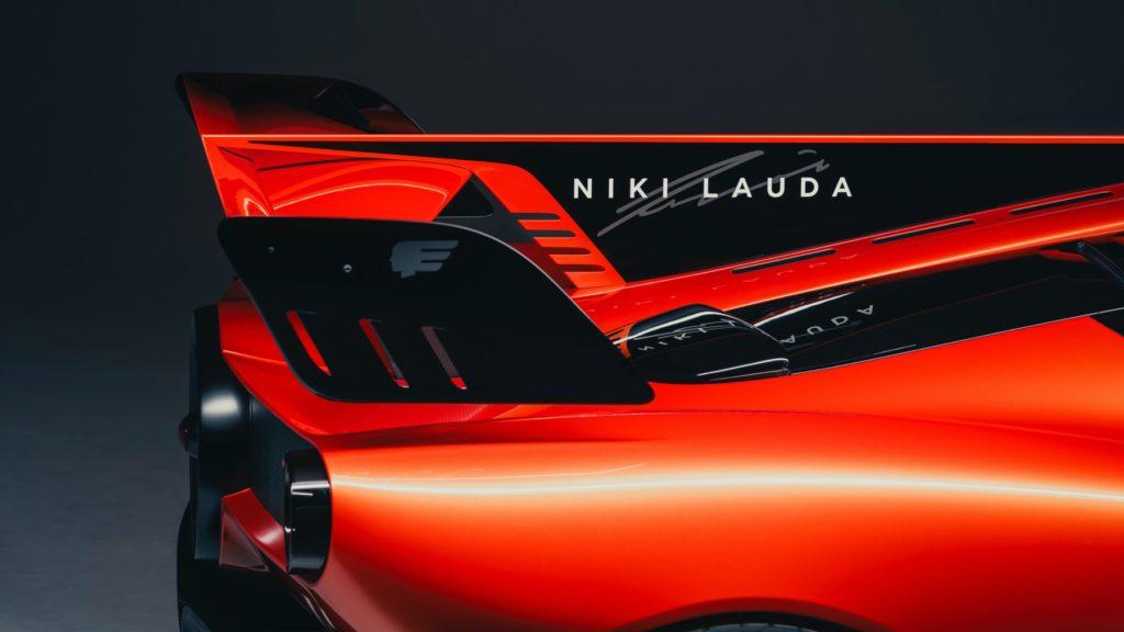 GMA T50s Niki Lauda (fot. GMA)