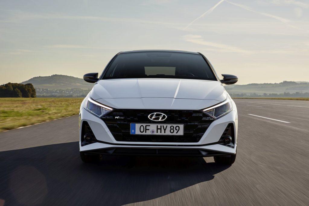 Nowy Hyundai i20 N Line (fot. Hyundai)