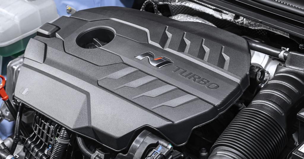 silnik Hyundai i30 N (fot Hyundai)