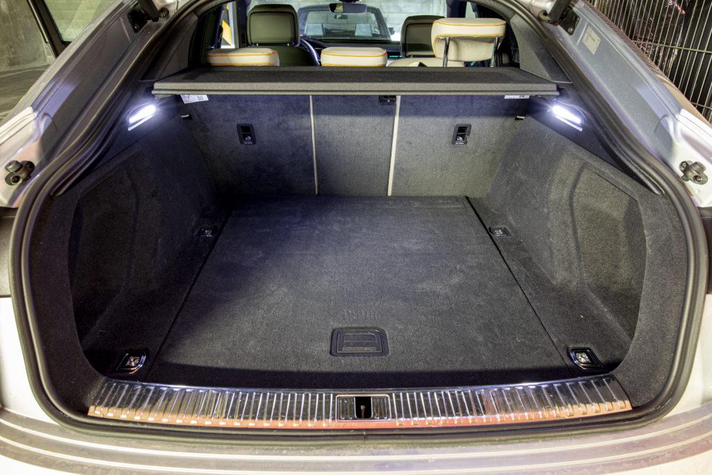 Bagażnik e-tron Sportback