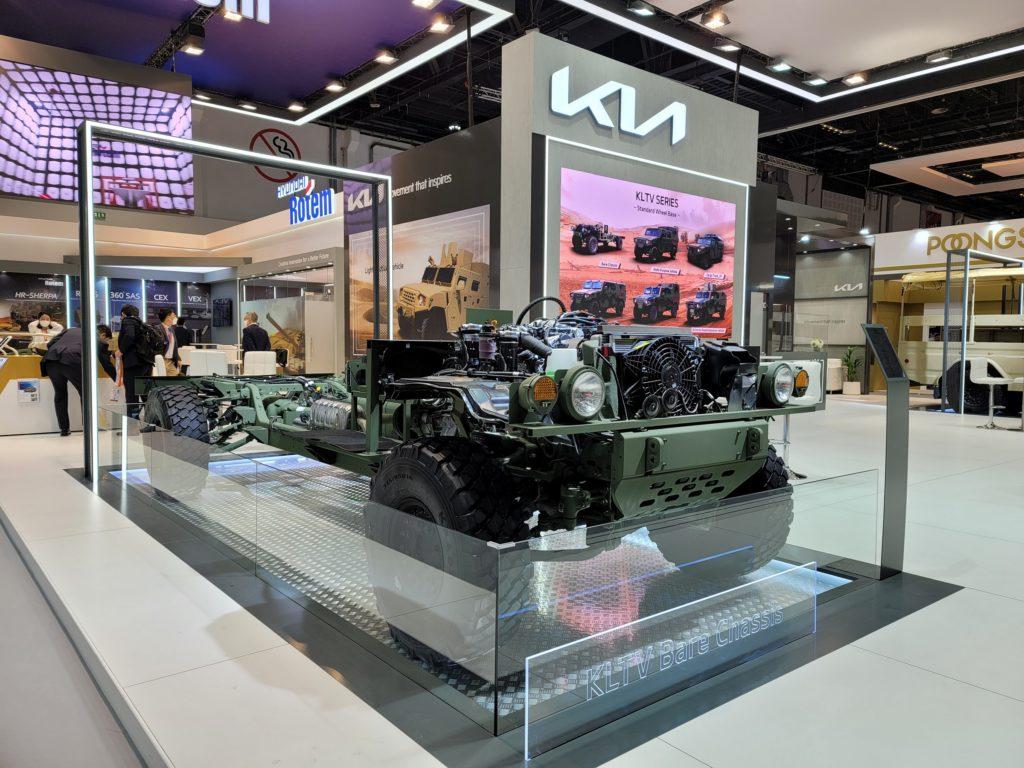 KLTV podwozie (fot KIA)