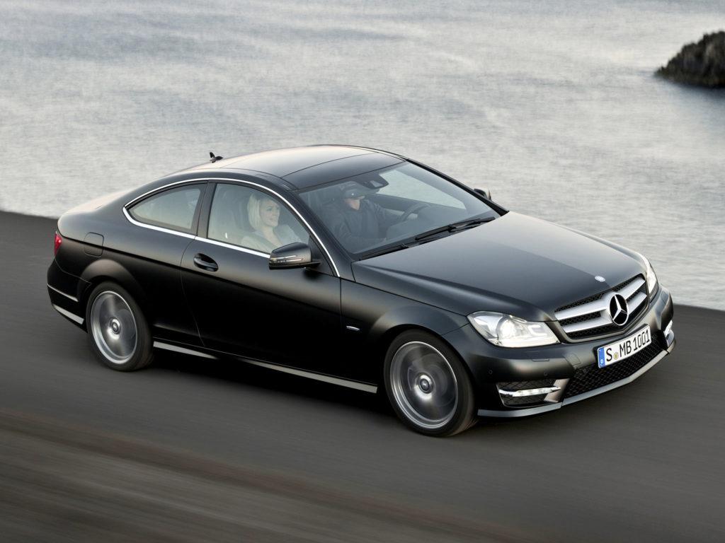 Mercedes C 2.1 CDI