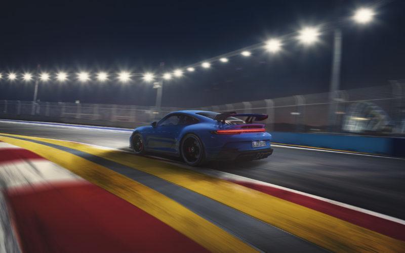 Porsche 911 GT3 (fot. Porsche)
