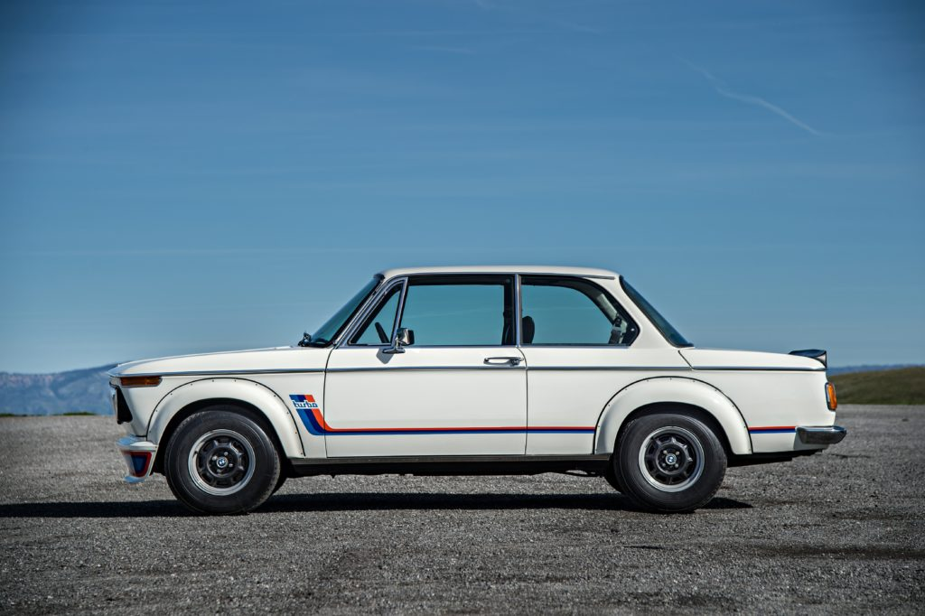 BMW 2002 Turbo (fot. BMW)